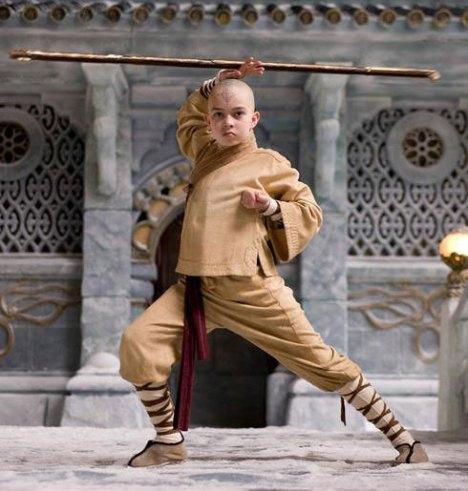 Meu nome é Aang
