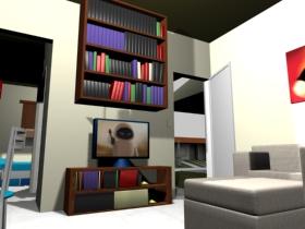 Preciso de mais espaço para os livros.